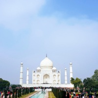 Love, Tombs, and other Epics at the Taj